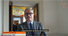 Intervista a Giovanni Anversa. Lo sport in campo contro l'omofobia e la transfobia.