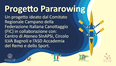 Logo del progetto Pararowing