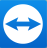 Icona di TeamViewer Quick Support (18.33 MB)