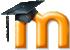 logo della piattaforma Moodle