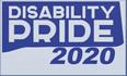 logo Disability Pride 2020