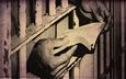 immagine di un detenuto che legge un libro