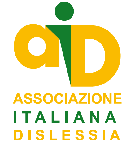 Logo dell'AID - Associazione Italiana Dislessia