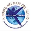 """Logo del tour  """"A nuoto nei mari del globo"""""""