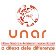 Logo dell'associazione UNAR