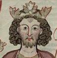 Immagine del volto di un Re