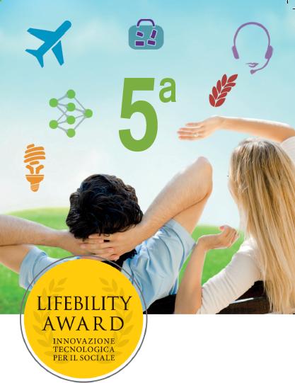 logo del concorso lifeability award