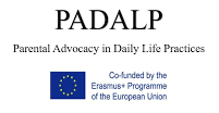 Logo PADALP, Parental, Advocacy in Daily Life Practices