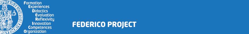 Logo del progetto FEDERICO