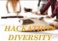 Foto dalla locandina di Hackathon Diversity