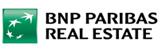 Logo della società BNP Paribas Real Estate