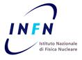 Logo dell'Istituto Nazionale di Fisica Nucleare