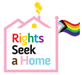 logo del progetto Rights Seek a Home