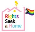 logo del progetto Rights Seek a Home