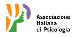 Logo Associazione Italiana di Psicologia. Clicca per visitare il sito.