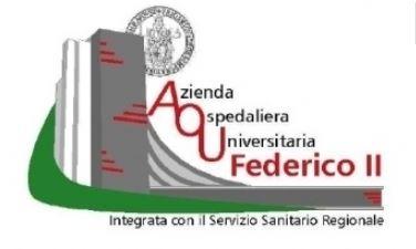 Logo dell'Azienda Ospedaliera Universitaria Federico II. Clicca per visitare il sito.