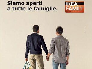 Spot ikea sulle famiglie