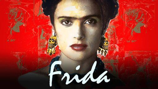 locandina film Frida