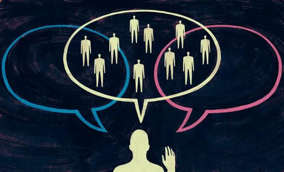 persone che comunicano tra loro
