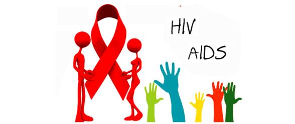 simbolo della lotta all'hiv