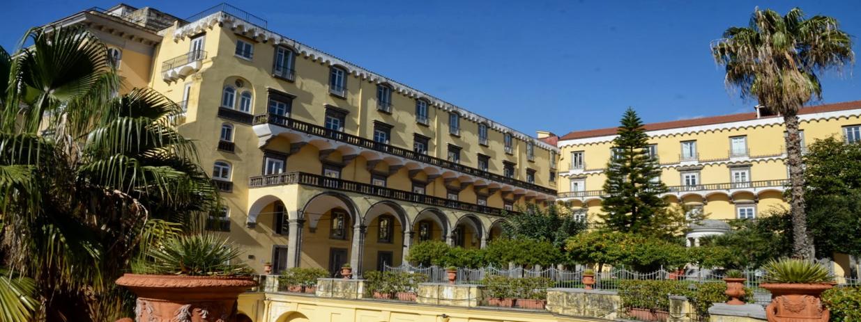 Chiostro del Convento dei Santi Marcellino e Festo