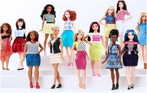 Tutti i nuovi modelli di Barbie
