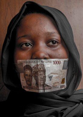 Donna nigeriana