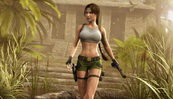 Immagine videogame Tomb Rider