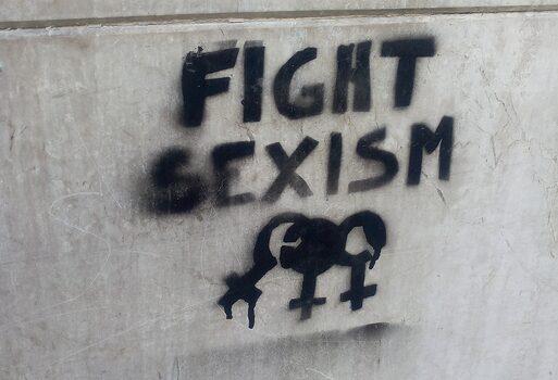 scritta su un murales