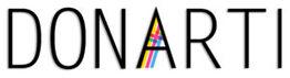 Logo con scritta Donarti