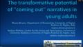 Prof.ssa Maura Striano per 'International Transformative Learning Conference' 2018